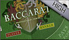 Play Baccarat High Limit Netent