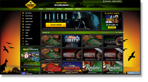 Play real money casino games online at G'Day