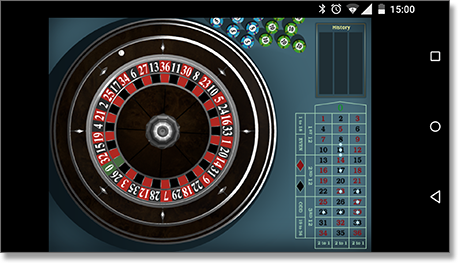 Play roulette online on mobile devices