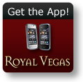 Download the official Royal Vegas Casino app on mobile