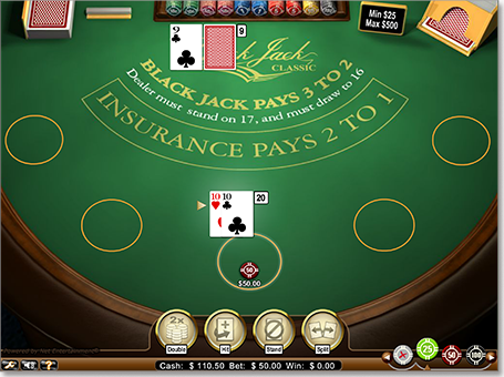 Real money casino games