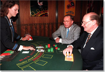 Gamble with Kerry Packer