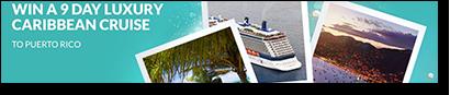 Win a luxury cruise at Guts Casino