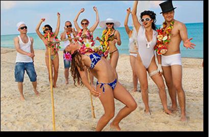 Holiday luxury cruise prizes at Guts Casino