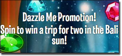 Play Dazzle Me online slots