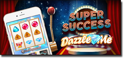 Win Apple gadgets by playing Dazzle Me pokies on iPhone and iPad