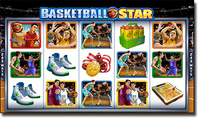 Basketball Star video pokies online