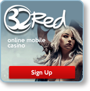 32Red.com - Best AUD real money casino