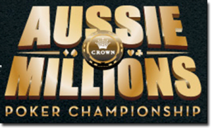 Aussie Millions Poker Championship at Crown Casino Melbourne