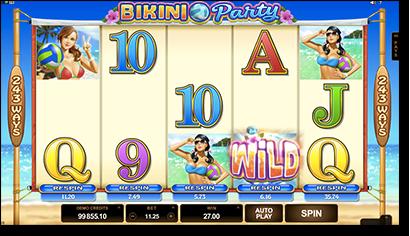 Bikini Party online pokies