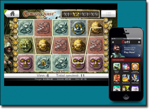 Guts Casino - mobile AUD gambling