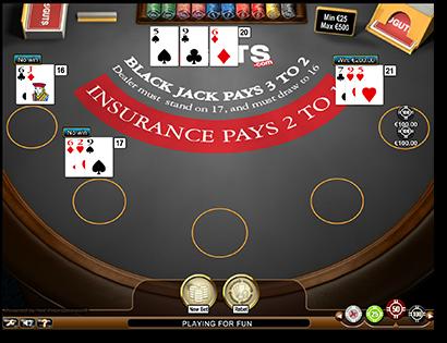 Blackjack Pro by NetEnt