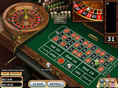 European roulette online real money keno slots online