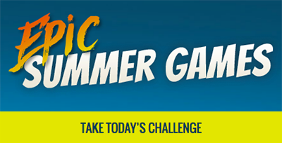 Epic Summer Games at Thrills Casino