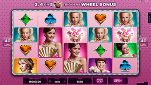 Bridesmaids by Microgaming - online pokies based on popular film