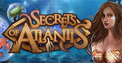 Secrets of Atlantis pokies game