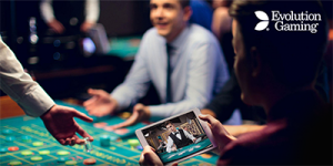 Evolution Gaming's live dealer titles launching at Royal Vegas