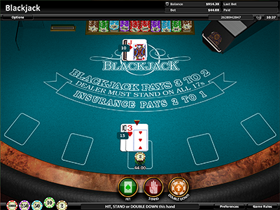 Play RNG blackjack online