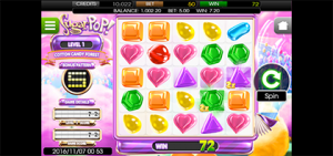 SugarPop mobile pokies