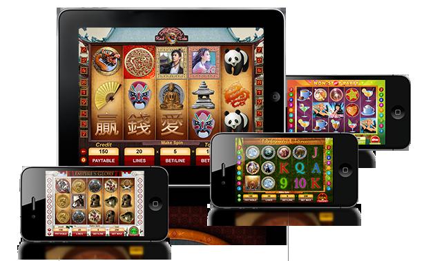Mobile Slots Online